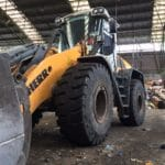 New Magna MA10 running at waste management site in the Netherlands