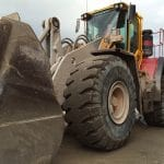 Excellent performance of Magna MA05 at earthmoving company in The Netherlands