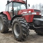 New Magna AG01 agricultural tyres running in Poland