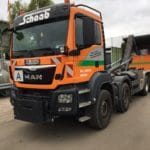 Excellent performance Magna MTC truck tyres in Alzenau, Germany