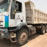 Magna MSO tyres running in Djibouti