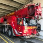 Another mobile crane equipped with MA03 in Switzerland