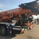 Magna MA03 crane tyres popular in Germany