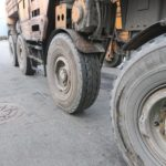 M-Straddle+ tyres for Straddle Carrier in port of Russia
