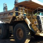 New Magna MA04+tyres in service at a coal and a platinum mine in Southern Africa