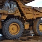New batch 27.00R49 Magna MA04+ giant tyres to serve a large mine in Indonesia