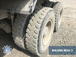 Magna MSO-2 truck tyres for Mining site in Oman