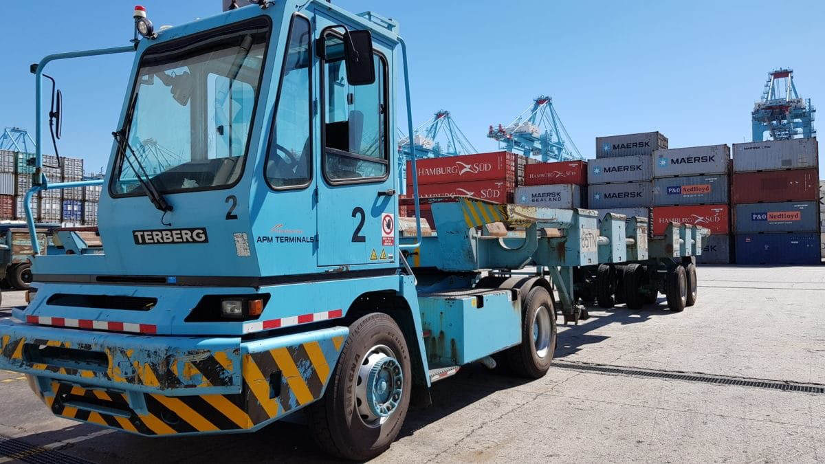 Magna M-Terminal shows excellent results at container terminal in Spain