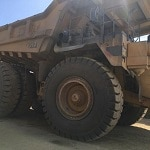 37.00R57 Magna MA04+ Giants selected for heavy mining operation in Africa