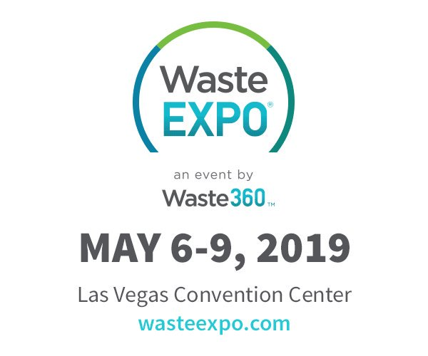 Magna Tyres Group is present at the Waste Expo 2019