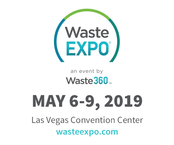 America's largest solid and waste recycling exhibition will start within a couple of hours!