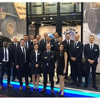 Magna Tyres Group reaffirmed its position as the world's fastest growing OTR tyre company at Bauma 2019