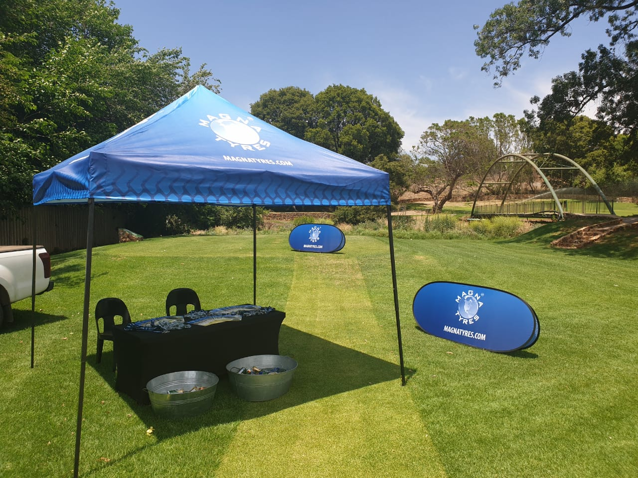 Magna Tyres South Africa was a proud Sponsor of the Bell Golfday on the 7th November